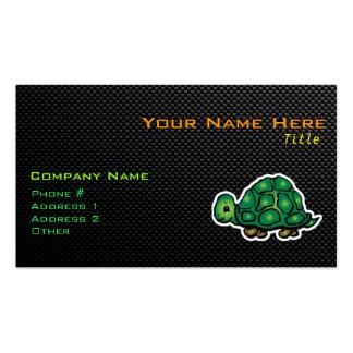 Sleek Turtle Business Card