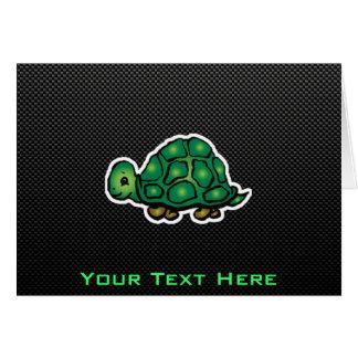 Sleek Turtle Cards