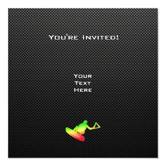 Sleek Wakeboarder Card