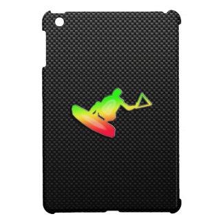 Sleek Wakeboarder iPad Mini Cover