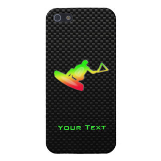 Sleek Wakeboarder iPhone 5/5S Cover