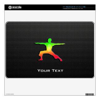 Sleek Yoga Skin For MacBook