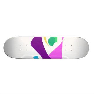 Sleep 2 skateboard deck