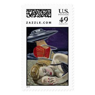 Sleep Abductee Stamps