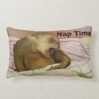 Sleep and Play Cute Baby Animal Lumbar Pillow