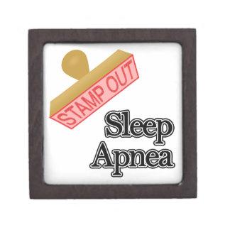 Sleep Apnea Jewelry Box