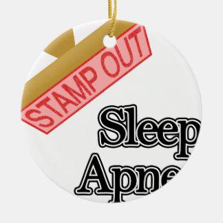 Sleep Apnea Ornaments