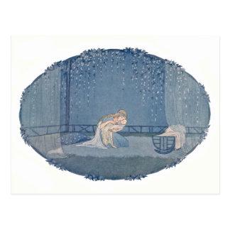 Sleep, Baby, Sleep by H. Willebeek Le Mair Postcard