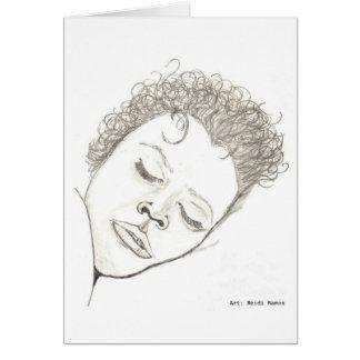Sleep Card
