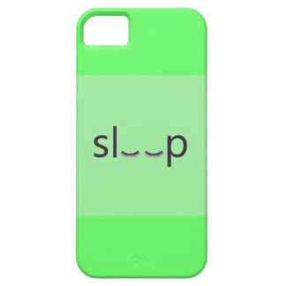 SLEEP CUTE GIRLY GRAPHIC GOODNIGHT iPhone 5 CASES