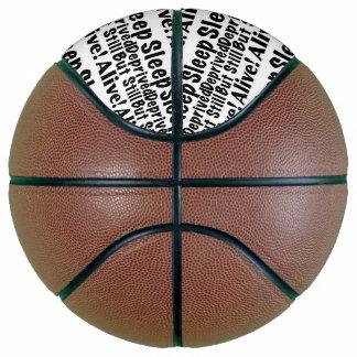 Sleep Deprived But Still Alive Basketball