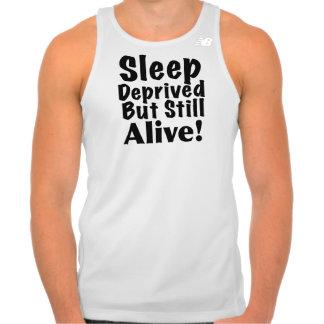 Sleep Deprived But Still Alive Tank Top