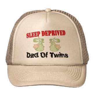 Sleep deprived dad of TWINS Mesh Hat