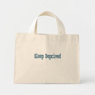 Sleep Deprived Mini Tote Bag