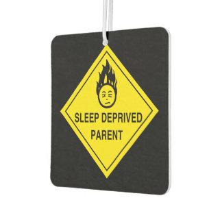 Sleep Deprived Parent Car Air Freshener