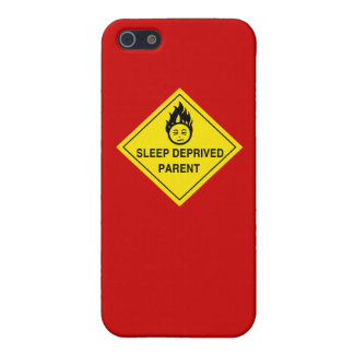 Sleep Deprived Parent Cover For iPhone SE/5/5s