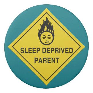 Sleep Deprived Parent Eraser