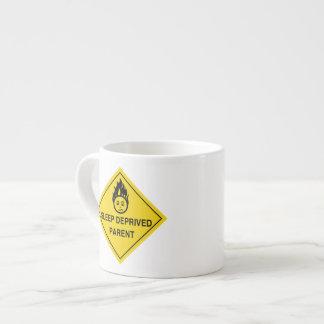 Sleep Deprived Parent Espresso Cup