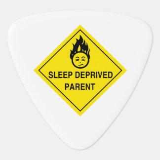 Sleep Deprived Parent Guitar Pick