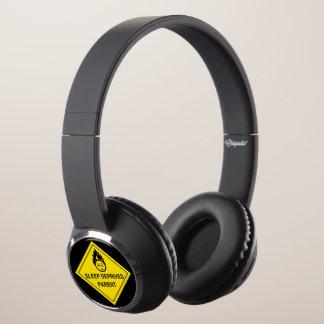 Sleep Deprived Parent Headphones