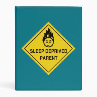 Sleep Deprived Parent Mini Binder