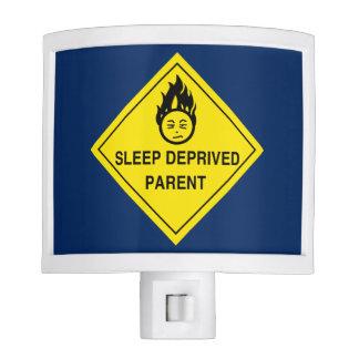 Sleep Deprived Parent Night Light