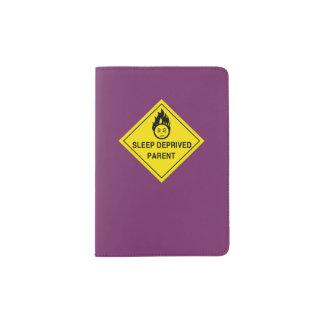 Sleep Deprived Parent Passport Holder