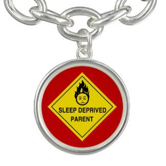 Sleep Deprived Parent Bracelet