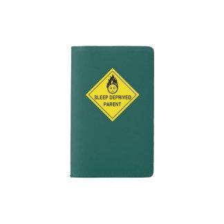 Sleep Deprived Parent Pocket Moleskine Notebook