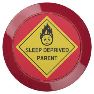 Sleep Deprived Parent USB Charging Station