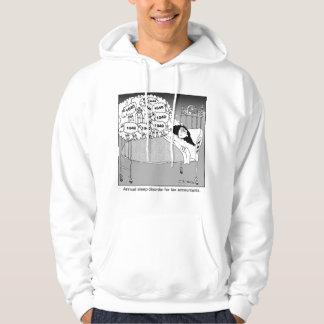 Sleep disorder for tax accountants hoodie