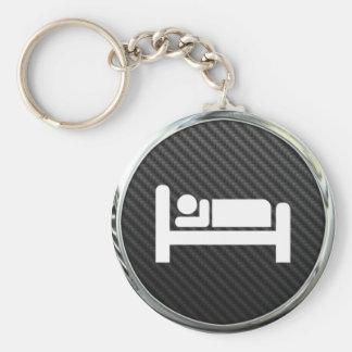 Sleep Icon Keychain