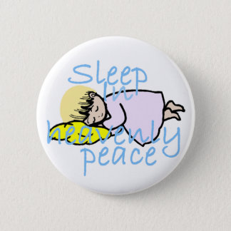 Sleep in Peace Button