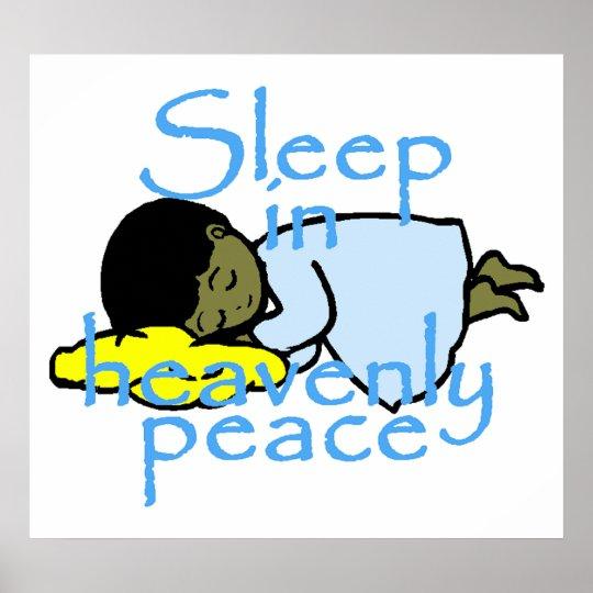Sleep in Peace POSTER Print