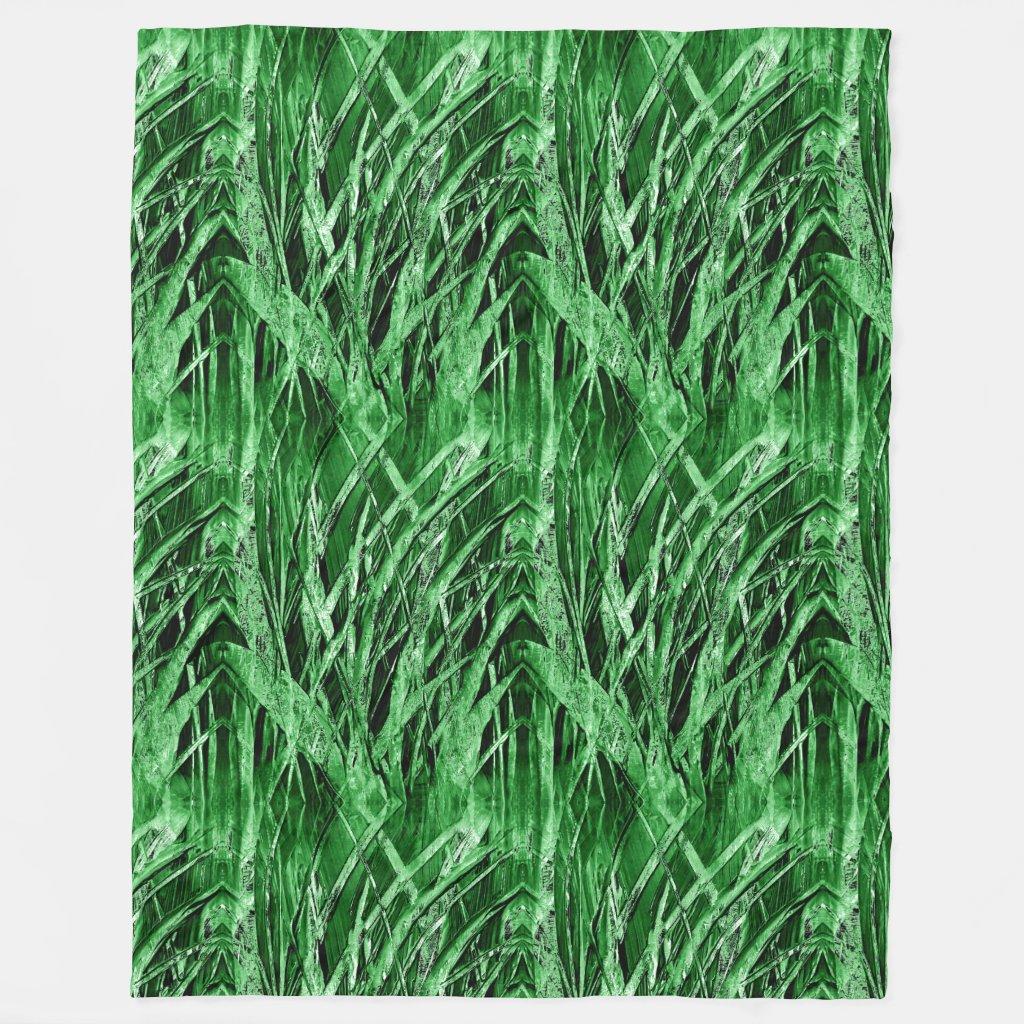 Sleep in the Grasses Fleece Blanket