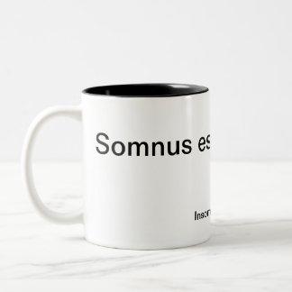 Sleep is for the weak! Insomniacs Unite! Mug