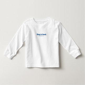 Sleep is Good for Kids Toddler T-shirt