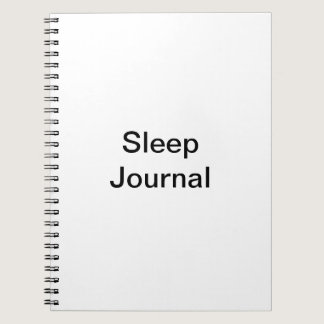 Sleep Journal
