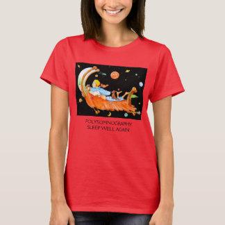 SLEEP LAB POLYSOMNOGRAPHY T-Shirt