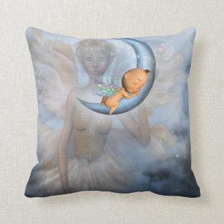 Sleep Little One Throw Pillow