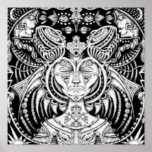 Sleep Patterns Poster
