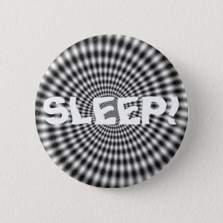 SLEEP! PINBACK BUTTON