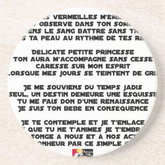 SLEEP - Poem - François Ville Coaster