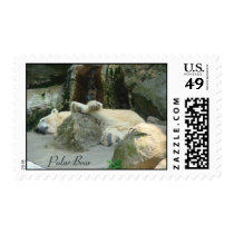 Sleep Polar Bear Postage