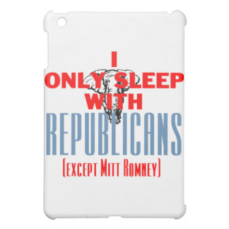 Sleep Republicans iPad Mini Case