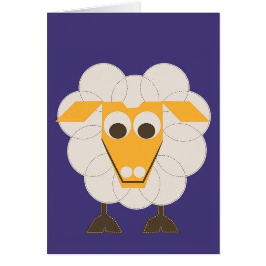 SLEEP-SHEEP - LONVIG by MINYMO Card