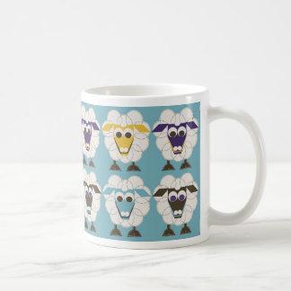 Sleep-Sheep - LONVIG by MINYMO Coffee Mugs