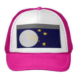 Sleep sound, Dream loud Trucker Hats