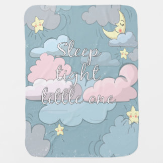 Sleep tight baby blanket