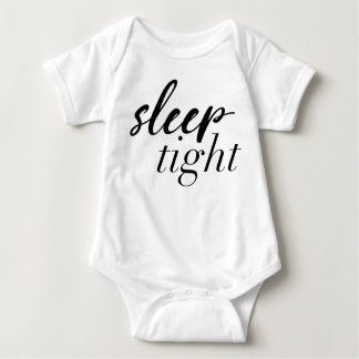 Sleep Tight Baby Romper